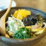蕎麦 ふじおか - 野菜