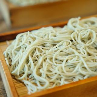 蕎麦 ふじおか - 料理写真:せいろ