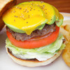 Aloha Dining Lure's Lana - 料理写真:女性に一番人気♪アボガドチーズバーガー 1150円