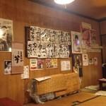寿々亭 - 店内