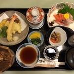御華門 - 料理写真:御華門定食 ¥1,630
