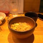 一樂一縁 - 〆の麺。絶品!!!