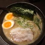 らー麺 とぐち - 白味噌煮卵