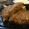 バーニーズ ダイナー ハンバーグ - 料理写真:150720 ハンバーグ(ジャパン)