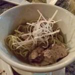 40118072 - 肉骨茶麺★                       日本にはなかなかない味!