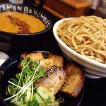 40119615 - コッテリつけ麺番長盛り850円+極とろチャーシュー320円