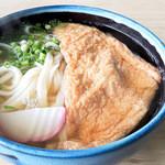讃州讃岐屋 - 美味しいお揚げでした。