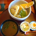 4012420 - 穴子丼 1000円