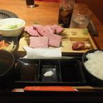 BAKURO - 赤身ランチセット