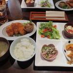 カフェ ヒメル - 料理写真:ひめるプレートランチ