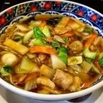 中国麺家 - 五目うま煮そば