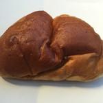 ブルドック - クリームパンではなくジャムパンでした…。
