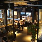 スプリングバレーブルワリー東京 - 1階席 (2015/07)