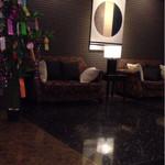40125294 - アパホテルのロビー