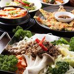 韓国料理 慶子 - 料理写真: