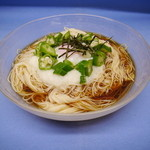 パピヨン亭 - ぶっかけ素麺【期間限定】H27.9.25終了