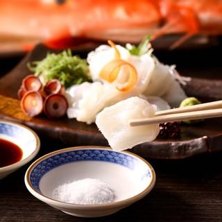 旬の魚のお刺身を美味しく&リーズナブルに!
