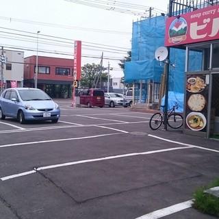 【こだわり④】12台収容可能な駐車場も完備