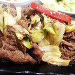 4013525 - 牛肉のプルコギ絶品☆