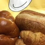 40130255 - 購入したパン