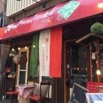 男のイタリアン屋台 suEzou - 狸小路7丁目にございますイタリアンのお店です。
