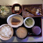 外輪 - 焼き魚定食