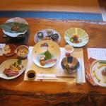 谷旅館 - 料理写真: