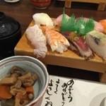 40131944 - 寿司大定食