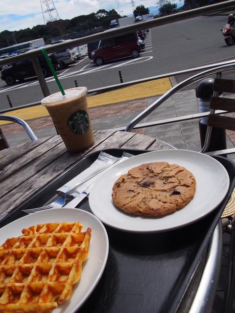 料理写真:スターバックス・コーヒー 基山パーキングエリア(上り線店)