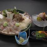 仁志乃 - 料理写真:鱧なべ