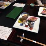 秋田屋 - 前菜