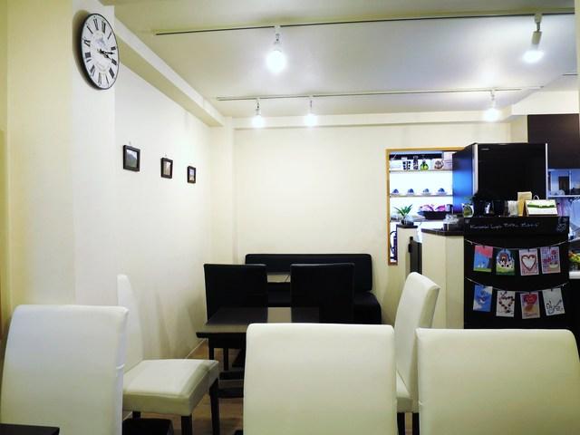 Cafe Kuromimi Lapin - 店内