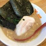 ラーメン大桜 - 中盛り770円
