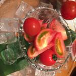 カナメキッチン - 冷やしトマト