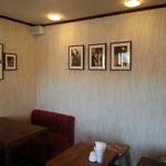 ル ミトロン カフェ - 店内の様子