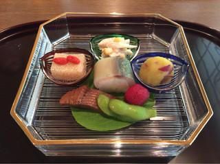 日本料理 子孫 - ☆☆☆1万円ランチ⑤