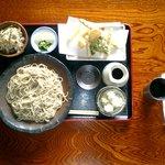 玄鹿 - 蕎麦膳(舌代¥1.500-)