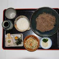 玄鹿 - とろろ善(舌代¥1.200-)