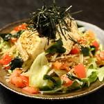 もち山サラダ