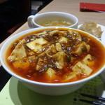 陳健一麻婆豆腐