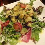 ヴィンテージ - 水ナスとアボカドのサラダ