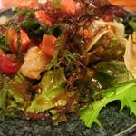 魚八亭 - 魚八亭特製海鮮サラダ