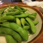 魚八亭 - 枝豆