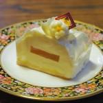 マロニエ - レアチーズケーキ