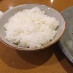とんかつ武蔵 - ⭐︎白ごはんはかためです⭐︎