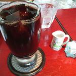 ビー玉 - アイスコーヒーと清里のミルクピッチャ~。
