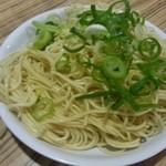 40145293 - 替え玉(極細麺)
