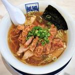 風風ラーメン - 料理写真:しょうゆパーコー