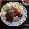 山久ロカーレ - 料理写真:黒からあげ
