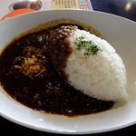 40146564 - 牛すじの黒カレーライス 800円(消費税8%時)